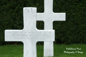 Unknown Soldier at Flanders Field