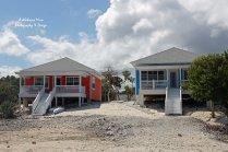 Sea View Villas - Rear View