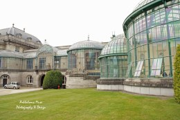 Entrance to Royal Greenhouses