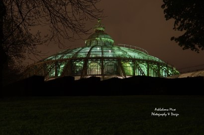 Greenhouse or Spaceship?