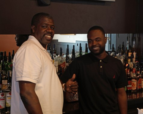 Stafford&bartender