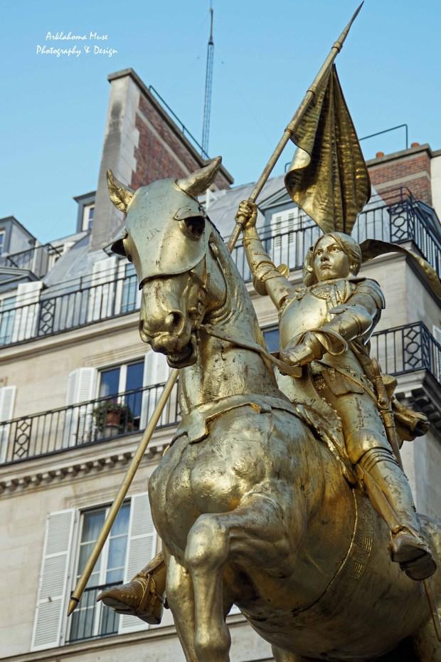 Joan in Paris