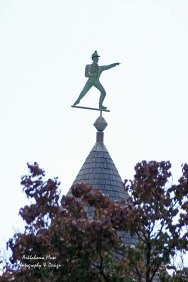 Firehouse Weather Vane