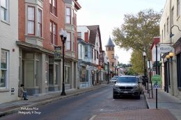 Winchester Side Streets