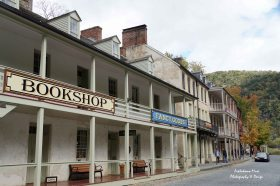 Old Harpers Ferry Storefronts