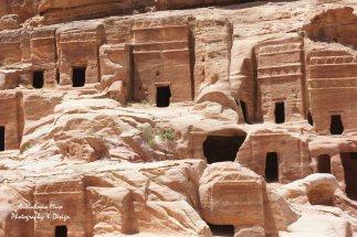 Doors in Petra