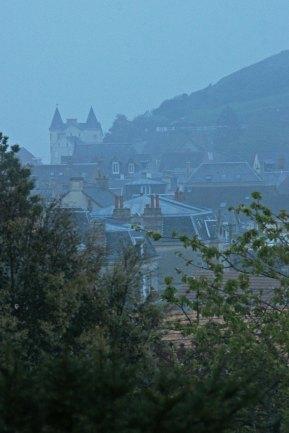 The town of Arromanches-les-Bains