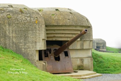 German Battery at Longues-Sur-Mer